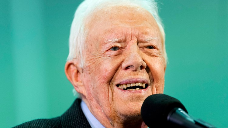 Jimmy Carter turns 97 on Oct. 1   Here's how you can be a part of the birthday celebration