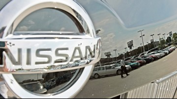 Fire danger causes Nissan to recall over 450,000 vehicles